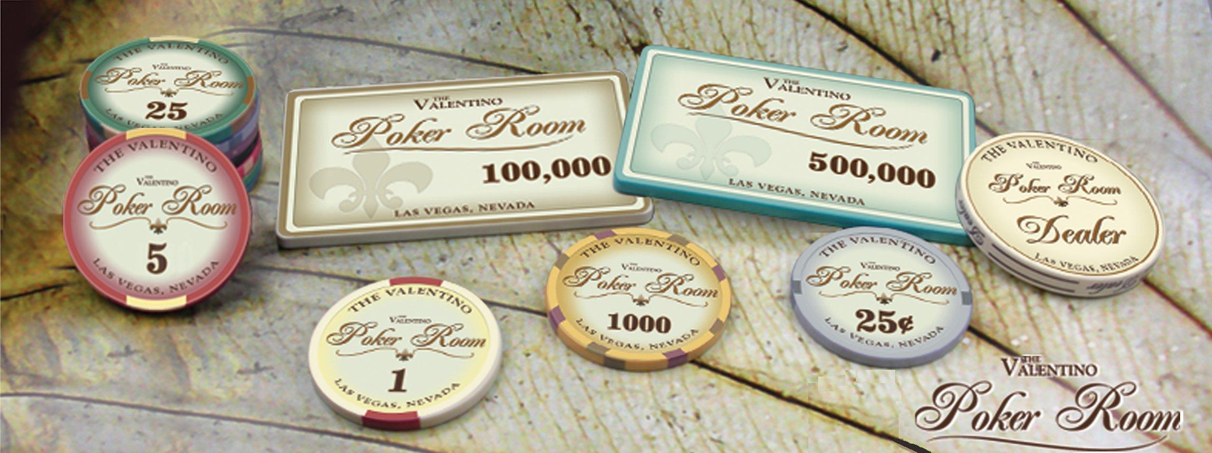 The Valentino Poker Room