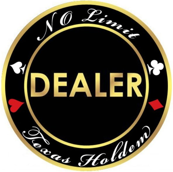 texas holdem dealer