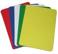 Plastic Cut Cards Set