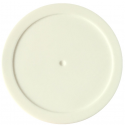 White 4g Poker Chips, Blank Tokens or Counting Tokens