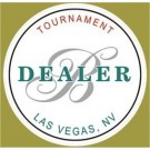 B Championship Dealer Button