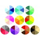 Colour Chart Ceramic Chips - Sample Pack