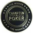 Champion of Poker Card Guard