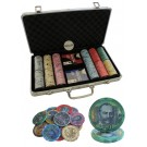 300pce AUD Currency Poker Chip Set