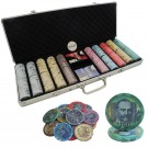 500pce AUD Currency Poker Chip Set