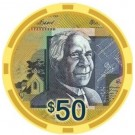 AUD Currency $50