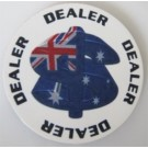 AUD Currency Dealer Button