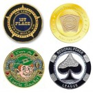 CUSTOM Personalised Design Poker Card Guard Coin