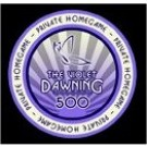 The Violet Dawning 500