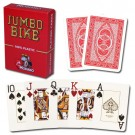 Red Modiano Bike Trophy Poker Size Jumbo Index