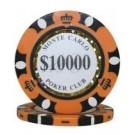 25 x Monte Carlo $10000