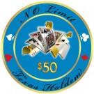 No Limit Texas Holdem $50