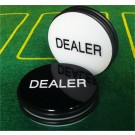 Large Dealer Button