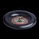 16 inch Deluxe Wooden Roulette Wheel
