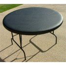 Round Heavy Duty Vinyl Poker Table Cover