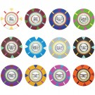 500 The Mint 13.5g Clay Poker Chips