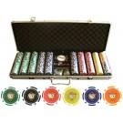 Tournament 500pce Poker Chip Set