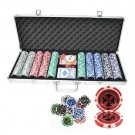 Ultimate 500pce Poker Chip Set