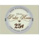 Valentino Poker Room 25c