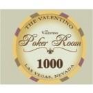 Valentino Poker Room 1000