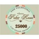 Valentino Poker Room 25000