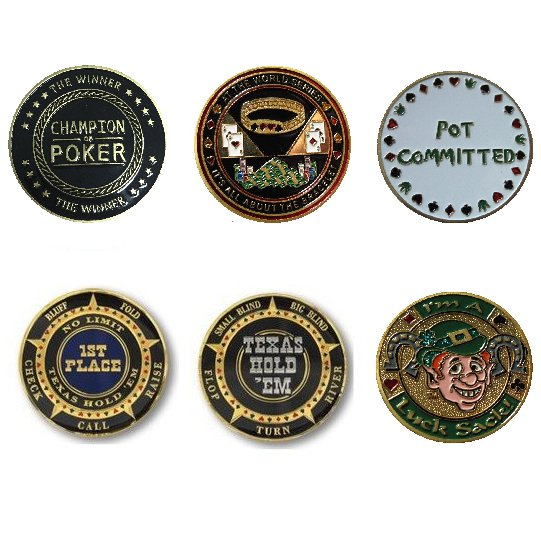 Poker card protectors uk